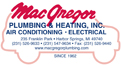 MacGregor Plumbing and Heating, Inc.